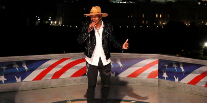 Jimmie Allen; Photo Courtesy of PBS