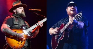 Zac Brown; Photo by Aaron J. Thornton/Getty Images for Entercom & Luke Combs; Photo by Jason Kempin/Getty Images