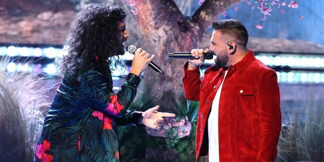 Dan + Shay; Photo Courtesy of iHeartRadio Awards