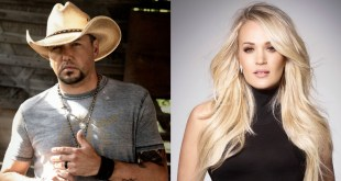 Jason Aldean & Carrie Underwood; Photos Provided