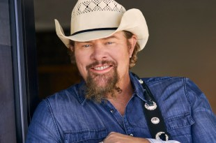 Toby Keith; Photo by Richard McLaren