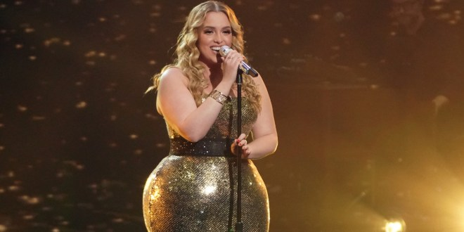Grace Kinstler; Photo Courtesy of American Idol/ABC