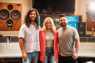 Dan + Shay and Carrie Underwood; Photo Provided