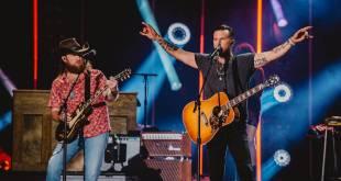 Brothers Osborne; Photo Courtesy of ABC/CMA Summer Jam