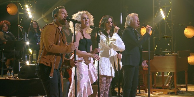 Little Big Town; Photo Courtesy of CBS