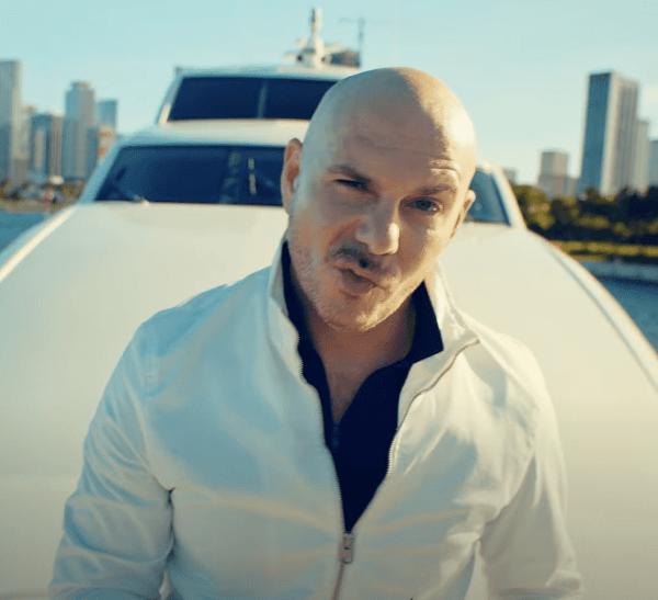 Pitbull; Photo Courtesy of YouTube