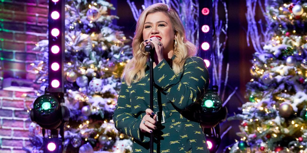Kelly Clarkson; Photo by Adam Christopher/NBCUniversal