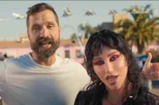 Walker Hayes & Kesha; Photo Courtesy of Music Video/YouTube