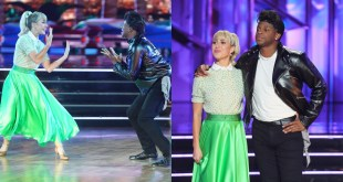 Jimmie Allen and Emma Slater; Photos Courtesy of ABC