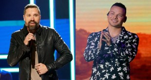 Walker Hayes & Kane Brown; Photo Courtesy of Getty Images for CMT