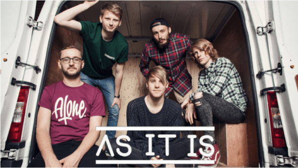 AS IT IS (Photo Courtesy of Fearless Records)