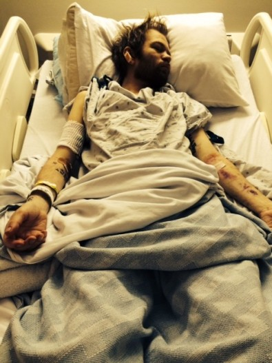 sum 41 frontman hospitalized for the past few months