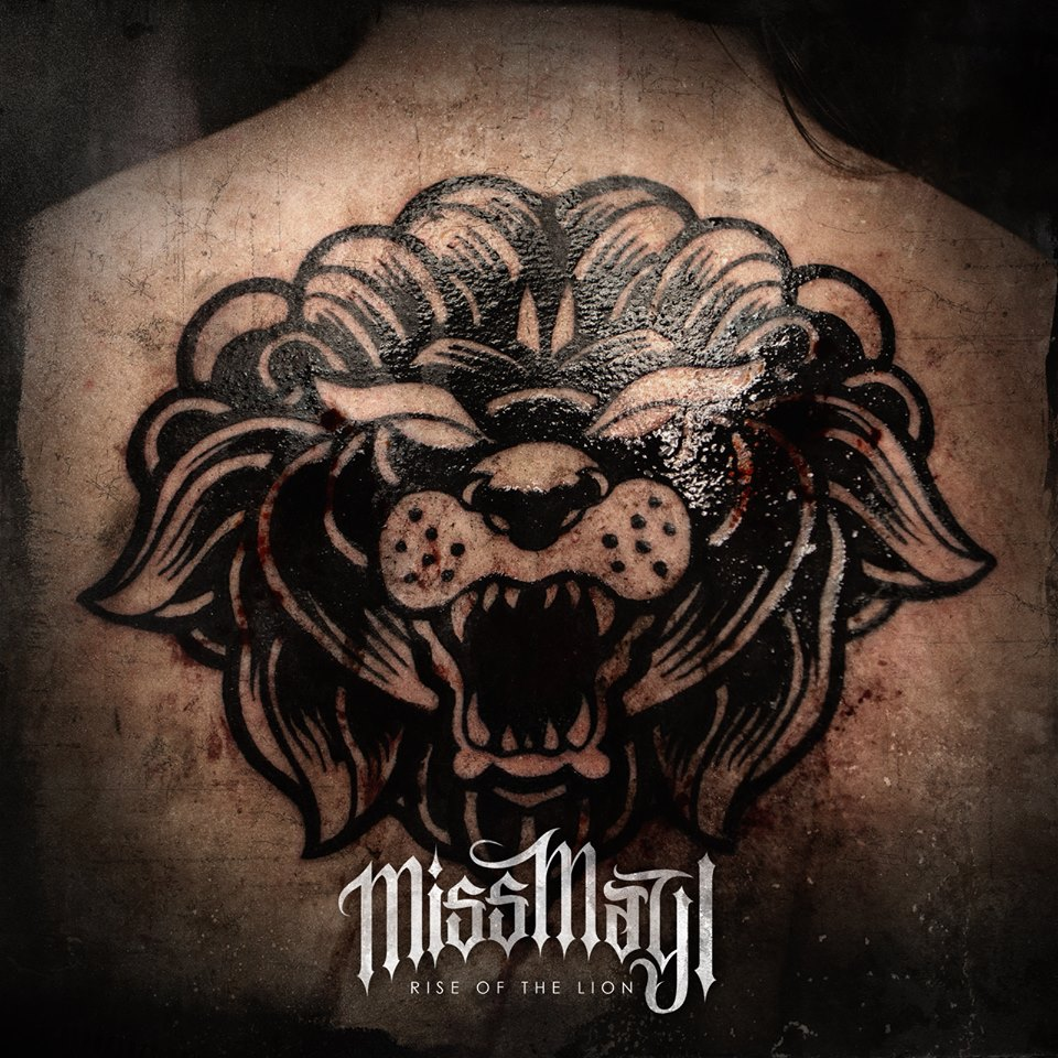 Miss May I New Album Release Cover art & Tracklisting