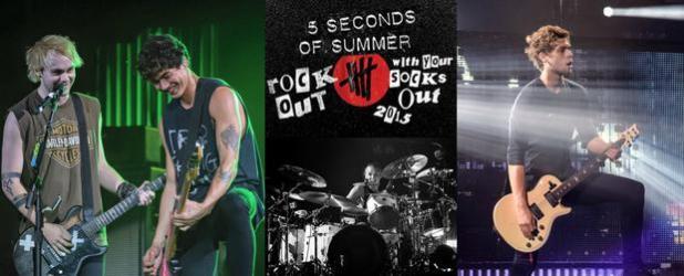 5 Seconds Of Summer - Camden NJ - Susquehanna Bank Center