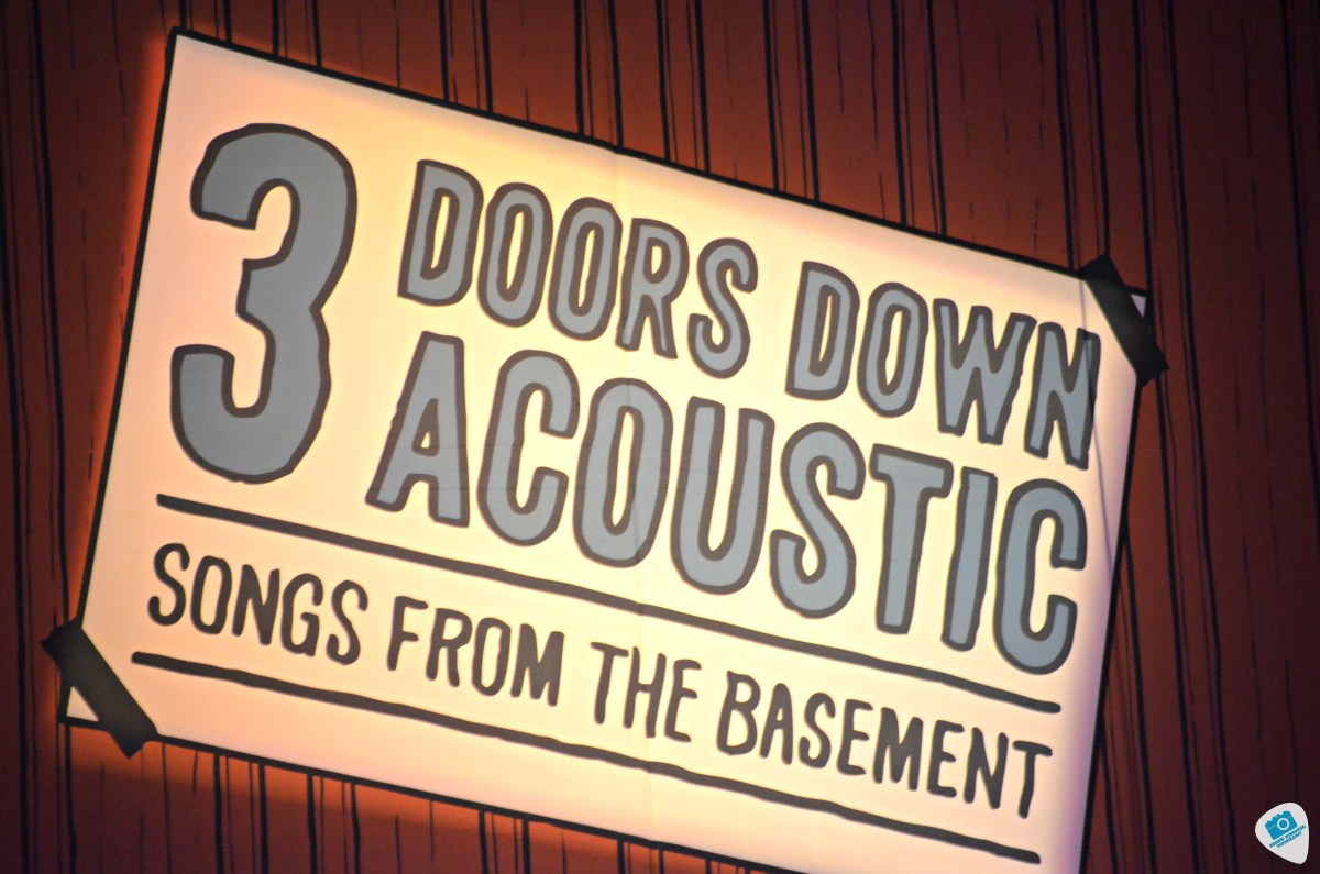 Songs From the Basement with 3DD