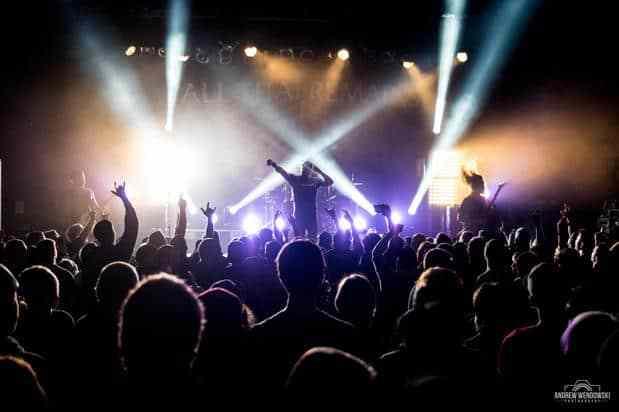 HardDrive Live Tour 2015