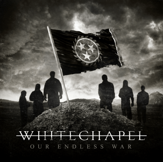 White Chapel Our Endless War Album Release Announcement