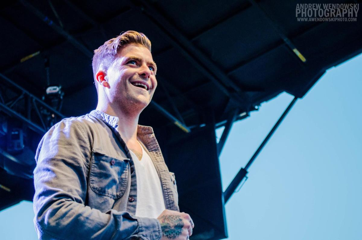 Anthony Green of Saosin & Circa Survive & Sounds Of Animals Fighting Interview
