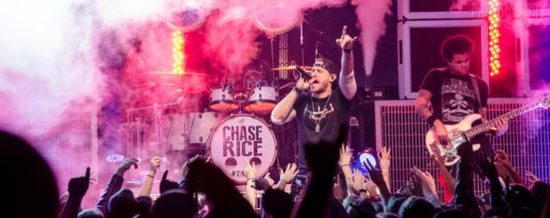 Chase Rice Ignites The Final Night Of Tour At The Tla In