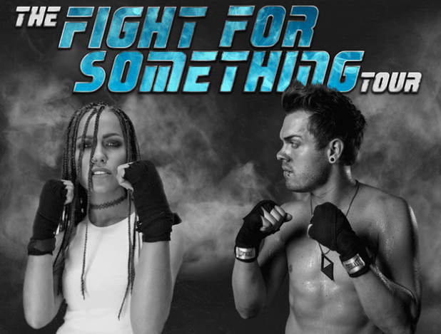Fight For Something Tour 2016