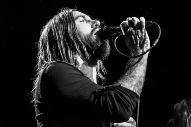 Keith Buckley of Every Time I Die