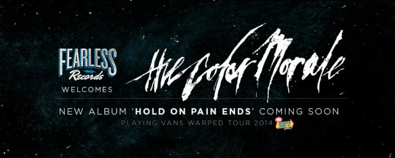 The Color Morale Signs to Fearless Records!