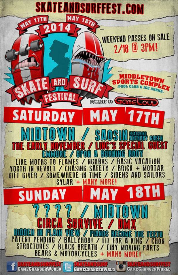 skate & surf festival 2014 in asbury park nj