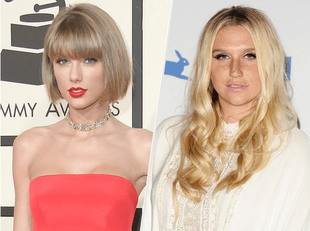 Taylor Swift Donates to KESHA