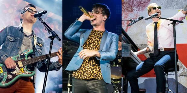 Summer Tour 2016 feat. Weezer, Panic! At The Disco, & Andrew McMahon