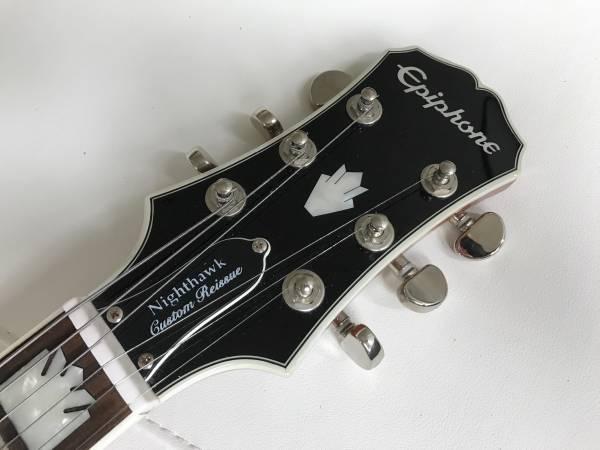 Epiphone Nighthawk Custom Reissue