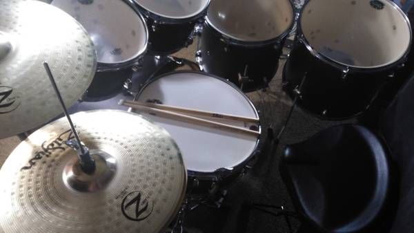 Holiday Deal $550.00 Complete MAPEX drum kit