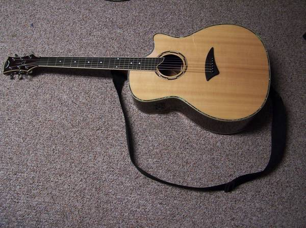Dean Exotica CSW Complete Solid Wood