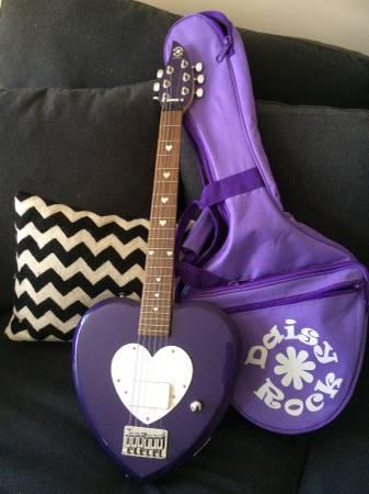 Daisy Rocks Guitar