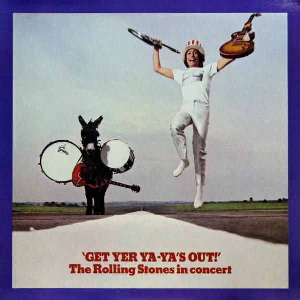 Rolling Stones Get Yer Ya Ya's Out! (Live Album)