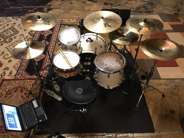 Pro Drummer looking to Join an Established Cover/Tribute Band