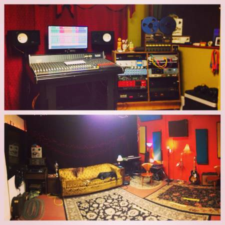Magnetic Sound Studio East Nashville