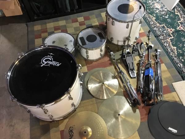 Pearl drums full set