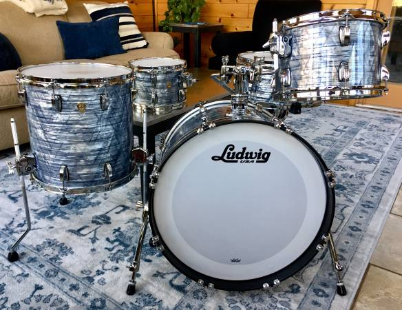 Ludwig Classic Maple Drums