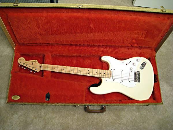 Fender Eric Clapton Signature Series Stratocaster Electric Guitar