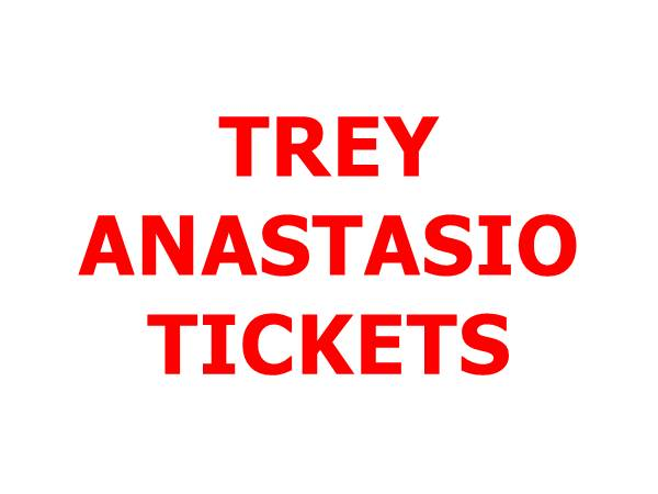Trey Anastasio Tickets in Ithaca on Friday February 9th, 2018