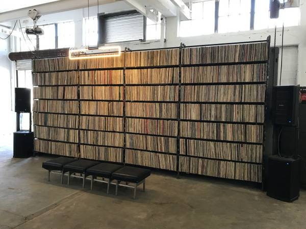 Vinyl Record Collection – Single Lot – 10,000+ Records