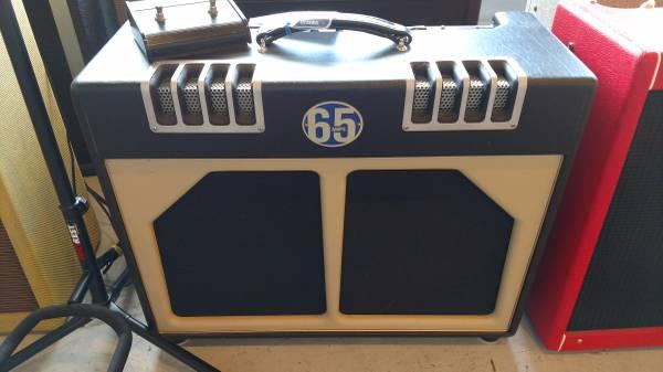 65 London Amp