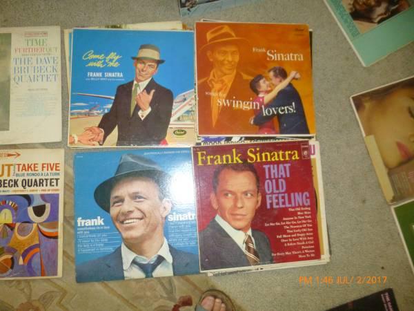 Frank Sinatra,Johnny Mathis,Nat King Cole,Tony Bennet