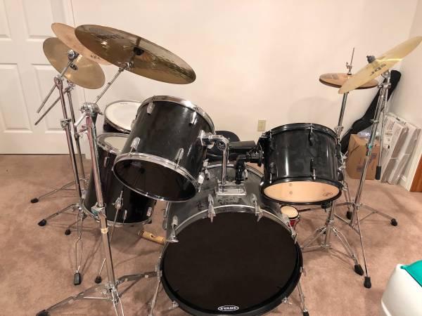 Pearl EX Complete Drum Kit