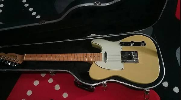 Fender Telecaster MIJ (1986-1987)