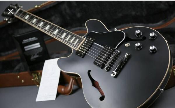 New Gibson Es-339 Satin Ebony ( Black)