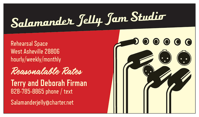 Salamander Jelly Jam Studio in West Asheville