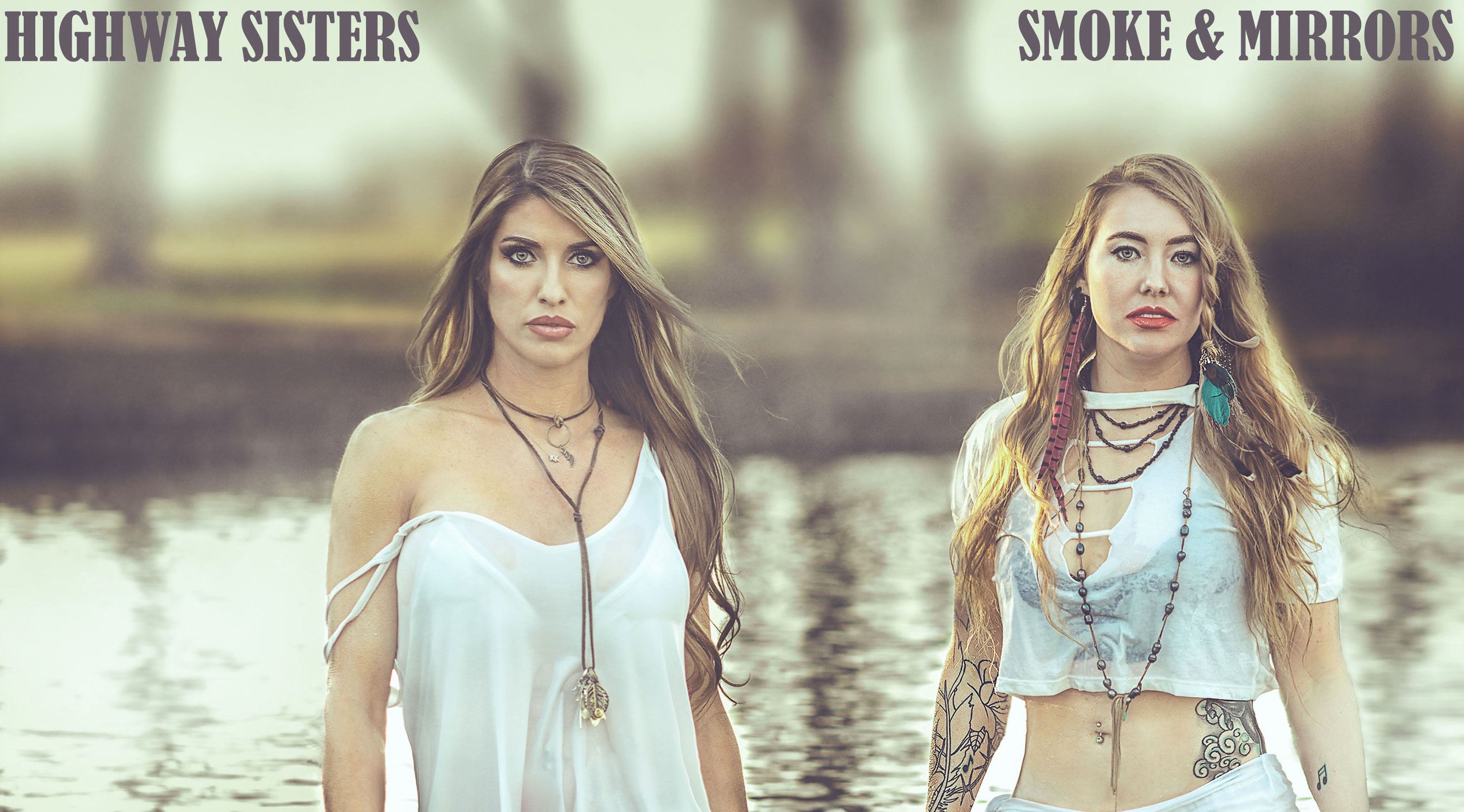 MMS Presents: An Interview With Texas's Rising Country Duo, Highway Sisters