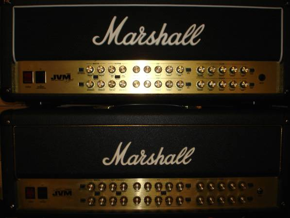 Marshall JVM-410HJS and 410H Models For Sale