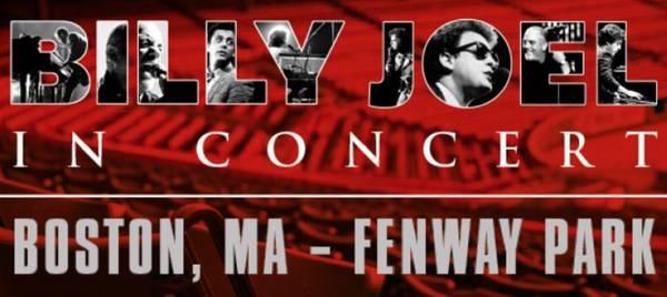 2018 Concert at Fenway: Billy Joel in Concert 2018